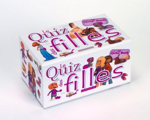9782035862099: Le Quiz des filles