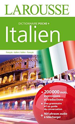 9782035862297: Dictionnaire Larousse Poche Plus Italien [Poche] ; italien / francais / italien (Italian Edition)