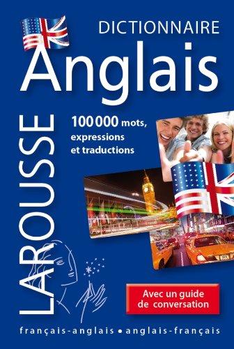 Dictionnaire Larousse Mini Anglais Francais ; French: Collectif