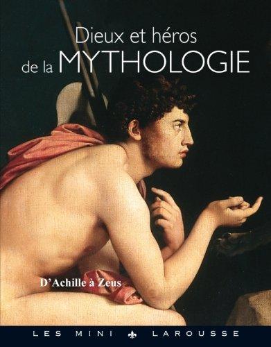 9782035863775: Dieux et héros de la mythologie