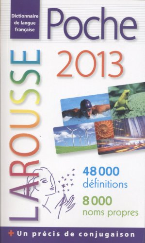 9782035865892: Dictionnaire Larousse Poche 2013