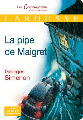 9782035866134: La Pipe de Maigret
