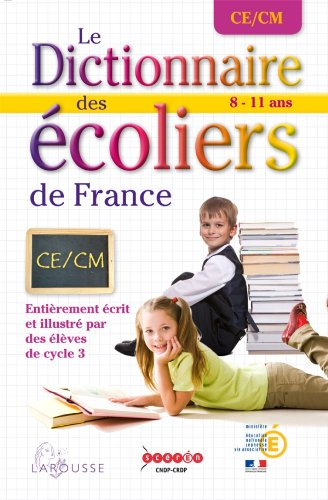 9782035868039: dictionnaire des écoliers CM