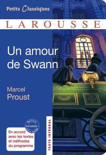 9782035868145: Un amour de Swann (Petits Classiques Larousse)