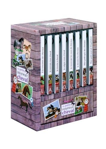9782035868619: La petite bibliothèque du cheval