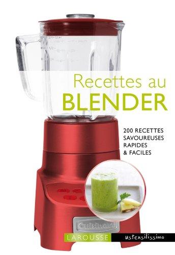 9782035870667: Recettes au blender