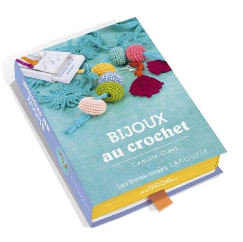 9782035870940: Bijoux au crochet (Livres-tiroirs)