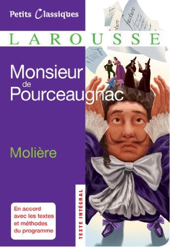 9782035874009: Monsieur de Pourceaugnac