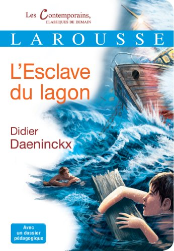9782035874108: L'esclave du lagon