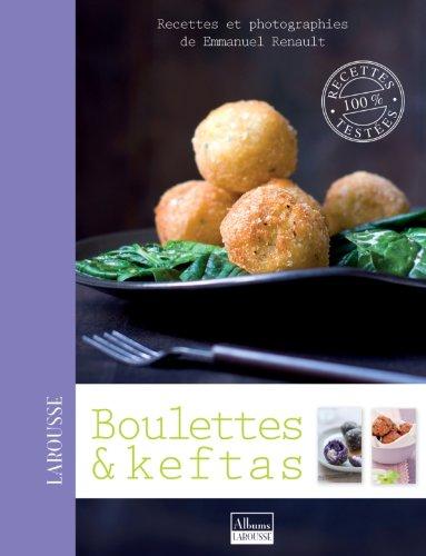 9782035874931: Boulettes et keftas