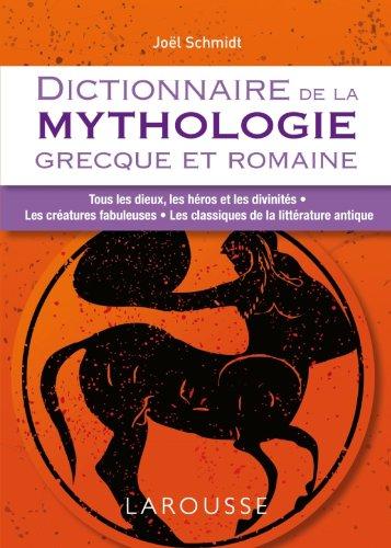 9782035876409: Dictionnaire de la mythologie grecque et romaine (Hors collection Société)