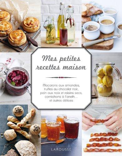 9782035877741: Mes petites recettes maison