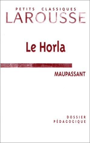 9782035878342: Dossier pédagogique : Le Horla