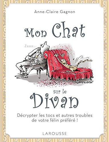 9782035878984: Un chat sur le divan