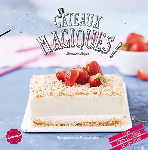 9782035880420: Gâteaux magiques !
