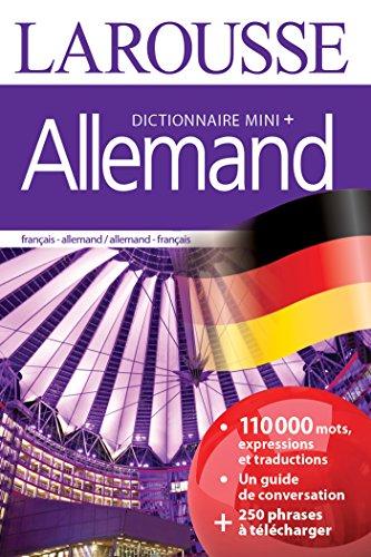 9782035880826: Dictionnaire mini plus allemand