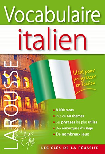 9782035880840: Vocabulaire italien