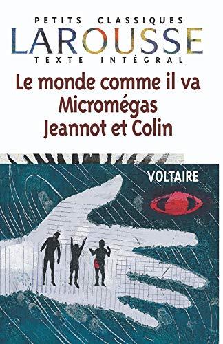 Le Monde Comme Il Va Micromegas Jeannot: Voltaire