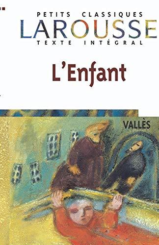 9782035881403: L'Enfant (Petits Classiques)