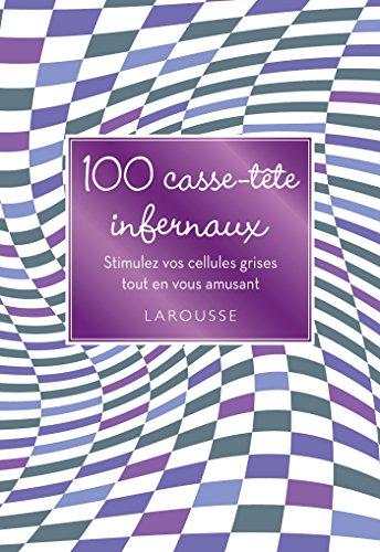 9782035882653: 100 Casse-t�te infernaux