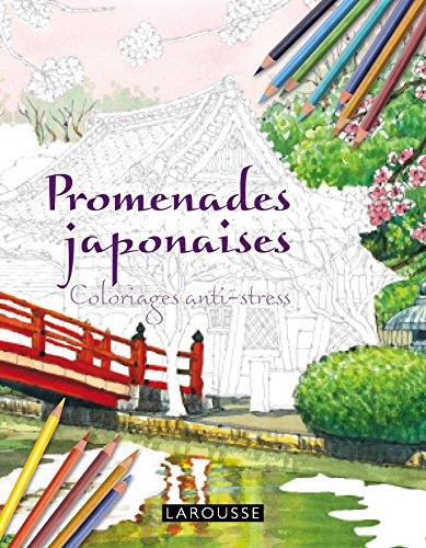9782035882776: Promenades japonaises Coloriages anti-stress