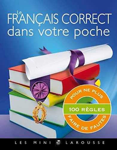 9782035883766: le francais correct dans votre poche