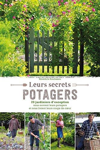 9782035883902: Leurs secrets potagers