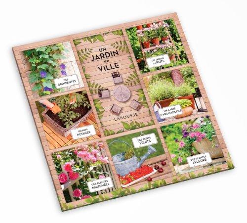 9782035884336: Un jardin en ville (Hors collection - Jardin)