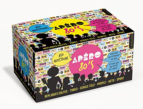 9782035885166: APERO 80's (Bo�tes Quiz)