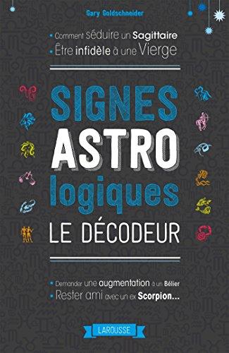 9782035885258: Signes astrologiques, le décodeur