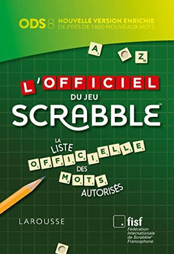 9782035885326: Officiel Du Jeu Scrabble - L - Larousse Edn. (French Edition)