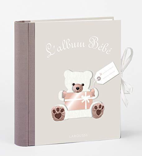 9782035886934: L'Album bébé (Hors collection Santé - Bien être)