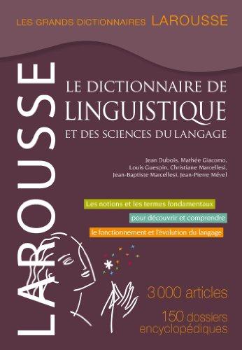 9782035888457: Le dictionnaire de linguistique et des sciences du langage