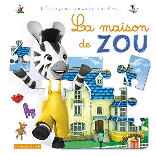 9782035888761: La maison de Zou