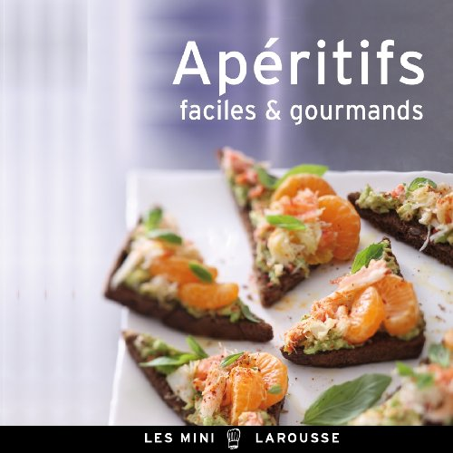 9782035889485: Apéritif facile & gourmand