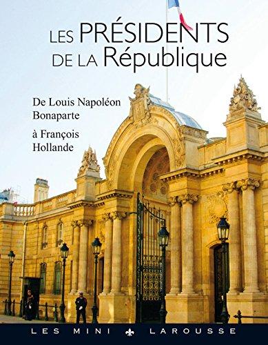 9782035889843: Les présidents de la République