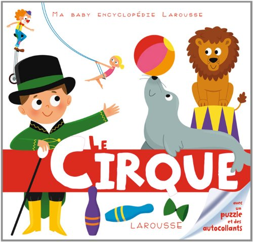 9782035890016: Le cirque