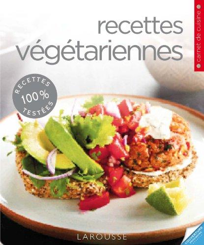 9782035890245: Recettes végétariennes