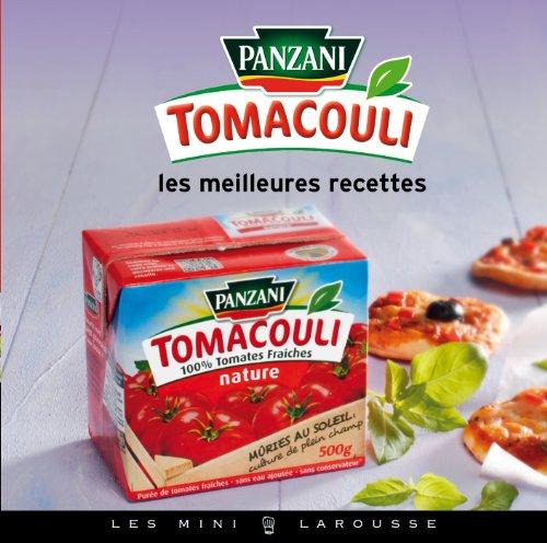 9782035890368: Les meilleures recettes au tomacouli de Panzani