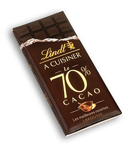 9782035890474: Lindt à cuisiner, Le 70 % cacao : Les meilleures recettes