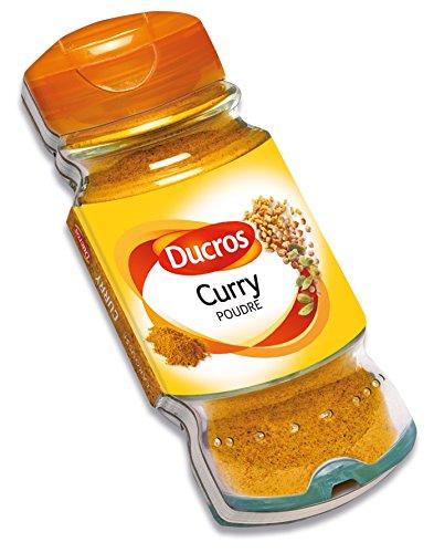 9782035890542: Curry Ducros