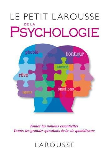 9782035890870: Le Petit Larousse de la psychologie