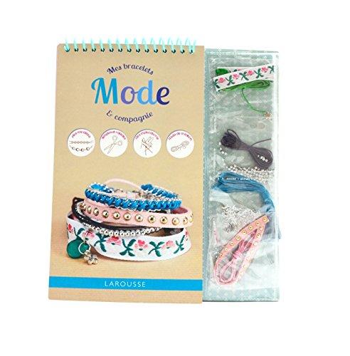 9782035891044: Mes Bracelets Mode & Cie