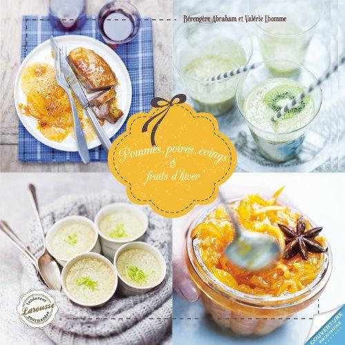 9782035891778: Pommes, poires, coings fruits d'hiver: & fruits d'hiver
