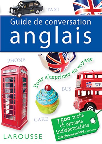 9782035892003: Guide de conversation anglais ; English phrasebook for French speakers