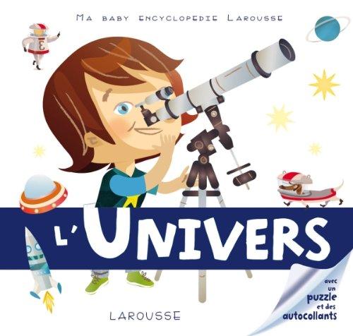 9782035892645: L'univers (Ma baby encyclopédie)