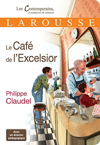 9782035892911: Le Café de l'Excelsior