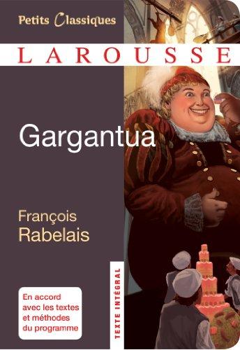 9782035893048: Gargantua (Petits Classiques Larousse)