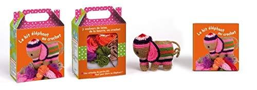 9782035893727: Le kit �l�phant au crochet