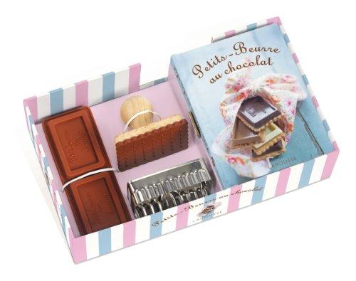 9782035894045: coffret Petits-beurre au chocolat (Coffrets Cuisine)